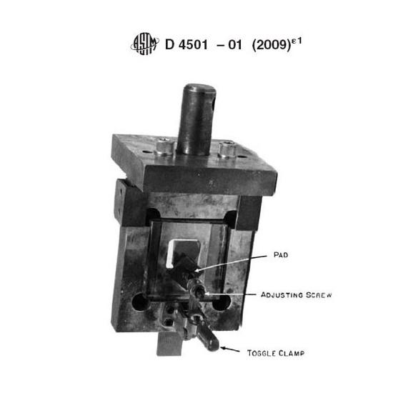ASTM D4501 Block Shear Test Fixture - GD4501
