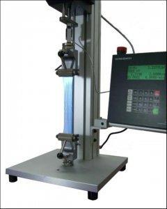 Tensile Test for Thin Plastic Strips