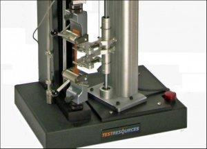 Universal Test Machine for Elastomers and Rubbers