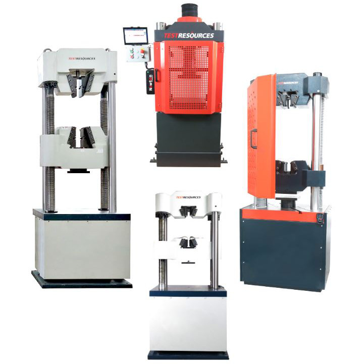 Great Value, High-Force Hydraulic Universal Test Machines in 2021