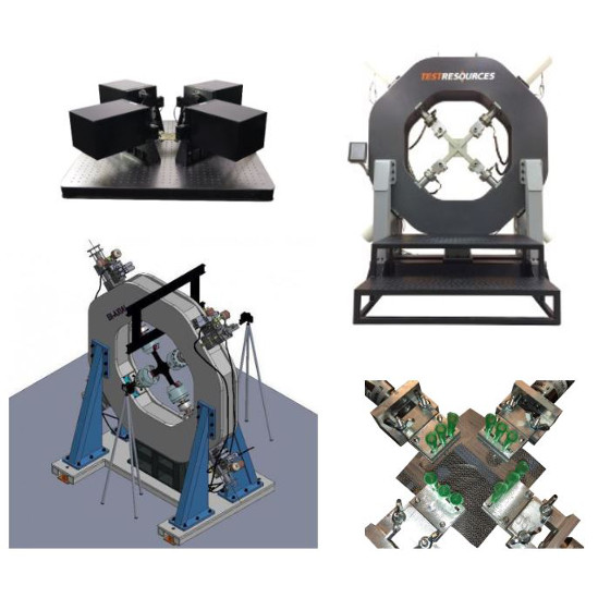 Get the Highest Performance Planar Biaxial Test Machines