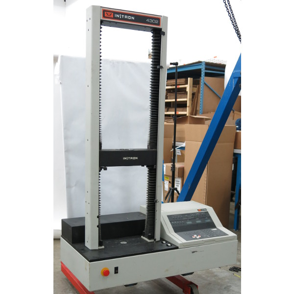 Used Instron® 4302 Test Machine